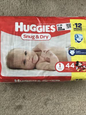 Huggies diapers for Sale in Frisco, TX
