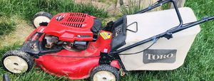"""TORO 22"""" Front Drive Lawn Mower (Recycler) for Sale in Gainesville, VA"""