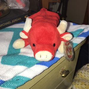 """Ty Beanie Baby """"Snort"""" for Sale in Mount Carmel, PA"""