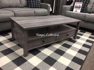 Skylar Coffee Table, Distressed Gray, SKU# ID161564CTTC for Sale in Norwalk, CA