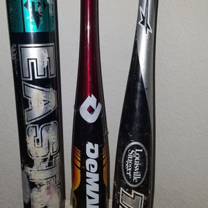 BASEBALL BATS. EACH. $30 for Sale in Pearland, TX