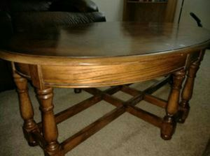 Solid wood coffee table for Sale in Worthington, OH
