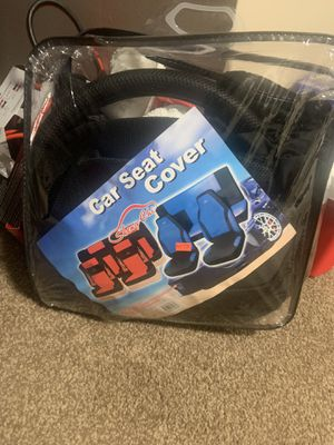 Car seat cover for Sale in Charlotte, NC