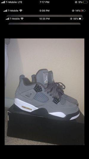 Jordan 4 size 8 for Sale in Benbrook, TX
