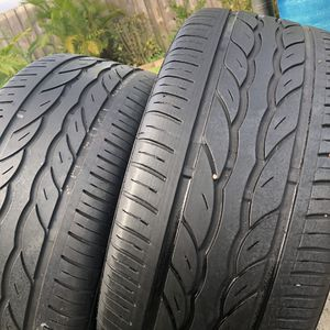 2 Matching 225/45/18 Tires for Sale in St. Petersburg, FL