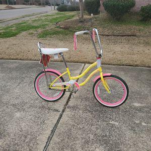 """Girls Schwinn 20"""" Big Kid Bike for Sale in Montgomery, AL"""