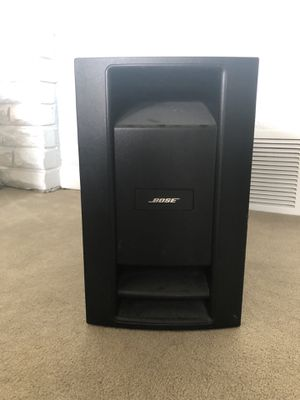 BOSE PS 28 III AMPLIFIER SUBWOOFER for Sale in Des Moines, WA