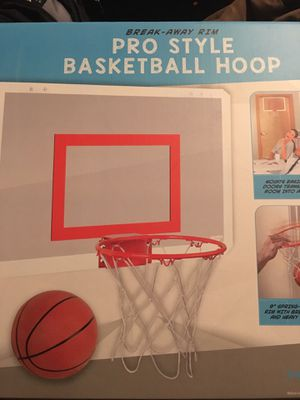 Indoor basketball hoop for Sale in Columbus, OH