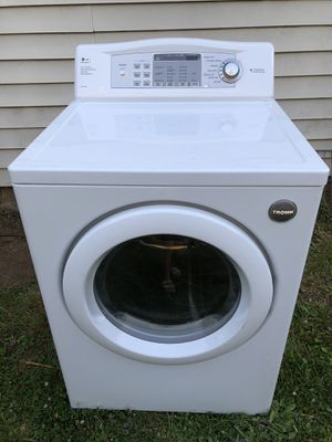 LG TROMM Electric Dryer! for Sale in Vancouver, WA