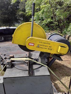 Metal chop saw for Sale in Zephyrhills, FL