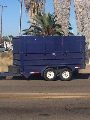 Dump trailer for Sale in El Cajon, CA