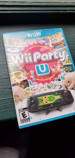 Wii U Games 3 for 15$ for Sale in Seattle, WA