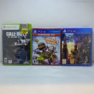 Xbox 360 and PS4 Games for Sale in Torrance, CA