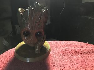 Groot flower pot for Sale in Colorado Springs, CO