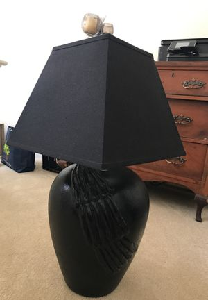Stone Lamp for Sale in Chesapeake, VA