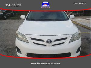 2011 Toyota Corolla for Sale in North Lauderdale, FL