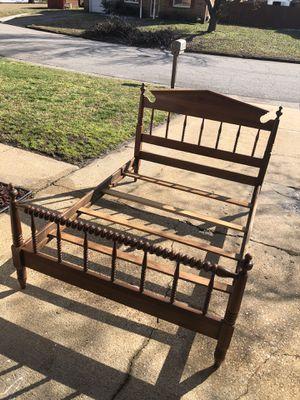 Full size bed frame for Sale in Virginia Beach, VA