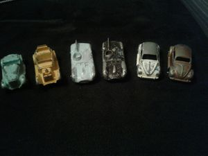 Tootsie Toys die cast open body cars for Sale in Portland, OR
