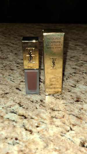 YSL matte lipgloss for Sale in Staten Island, NY