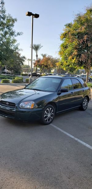 2004 Subaru impreza for Sale in Farmersville, CA