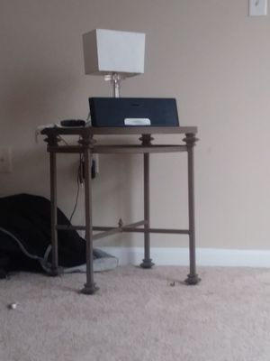 Lamp stand with blue tooth sound bar for Sale in Charlotte, NC