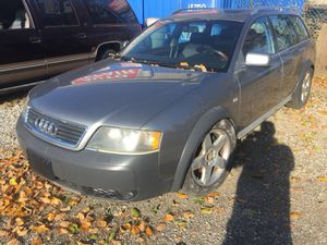 2001 Audi allroad Quattro need transmission engine running good for Sale in Columbus, OH