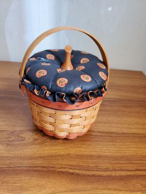 Longaberger basket for Sale in Port Orchard, WA