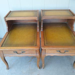 Antique Mersman Set of End Tables for Sale in Mesa, AZ