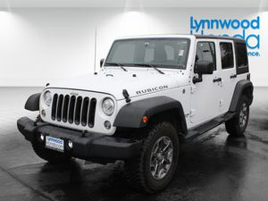 2017 Jeep Wrangler Unlimited for Sale in Edmonds, WA