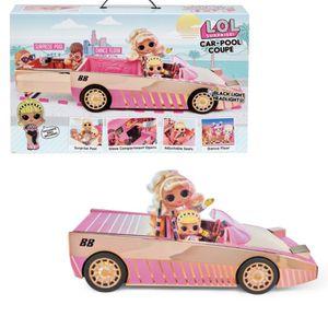 Lol Surprise Pop Up Carpool Car for Sale in Garden City, MI