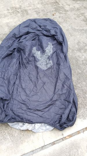 Harley Davidson Motorcycle cover for Sale in Clearwater, FL