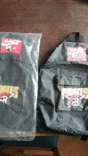 2 Pirates backpacks for Sale in Pittsburgh, PA