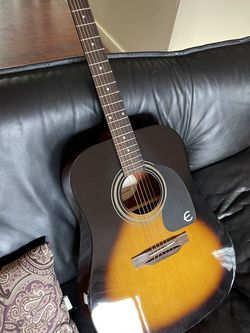 Special Epiphone Acoustic Guitar for Sale in Portland,  OR