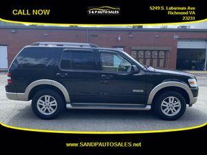 2006 Ford Explorer for Sale in Richmond, VA