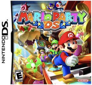 Nintendo Mario Party DS for Sale in Buckeye, AZ