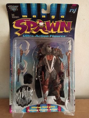 McFarlane Manga Ninja Spawn Collectible Action Figure Toy for Sale in Chicago, IL