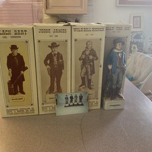 Old West Collectible Bottles for Sale in Glendale, AZ