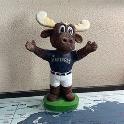 RARE 2001 Seattle Mariners Moose Mascot Bobble Dobbles Bobblehead for Sale in Renton,  WA