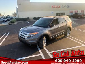 2011 Ford Explorer for Sale in Glendora, CA