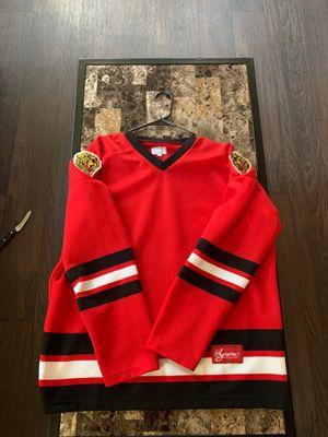 Supreme Freaky Hockey Jersey for Sale in Murfreesboro, TN