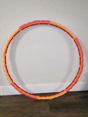 Weighted Massaging Hula Hoop for Sale in St. Louis, MO