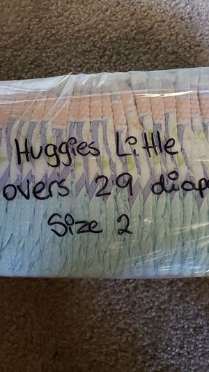 Huggies Little Movers for Sale in Las Vegas, NV