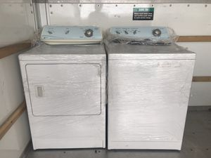 👕BARELY USED MAYTAG WASHER & DRYER🧺 for Sale in San Francisco, CA