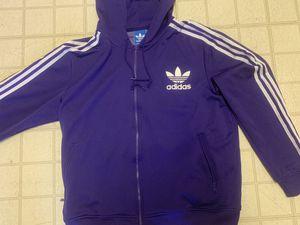 Adidas originals men's hoody size large for Sale in Laurel, MD
