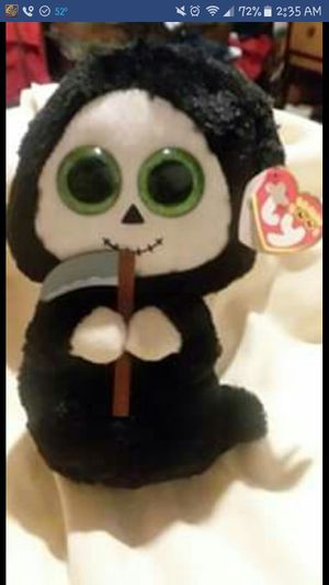 Grimm Reaper Beanie Baby for Sale in Lynchburg, VA
