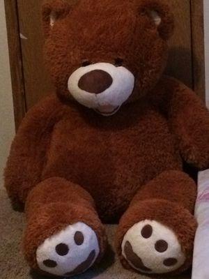 Teddy bear big for Sale in Conway, AR