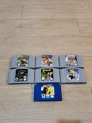 Nintendo 64 Games ($30 Each) for Sale in Hoboken, NJ