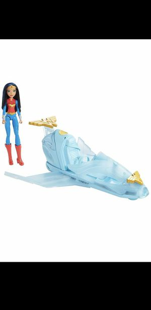Wonder Woman Airplane Toy for Sale in Torrance, CA