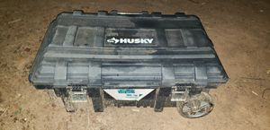 Husky roll around tool box for Sale in Norman, OK