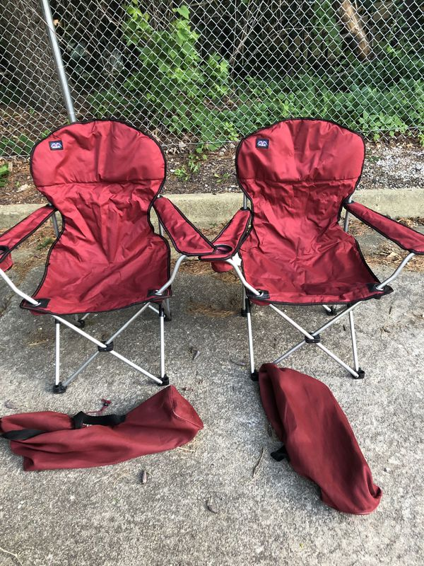 Outdoor , portable chairs